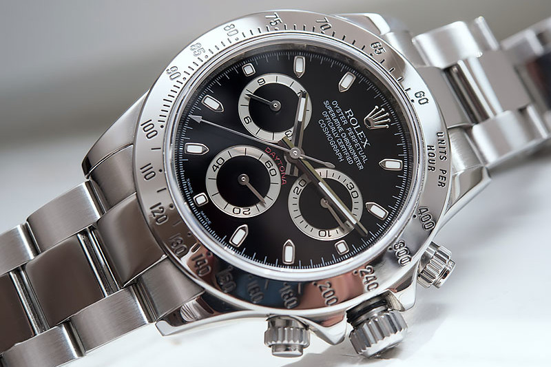 Rolex Daytona Cosmograph Steel Black Dial Review
