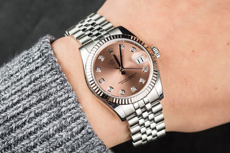 Rolex Diamond Replica Watches 2020