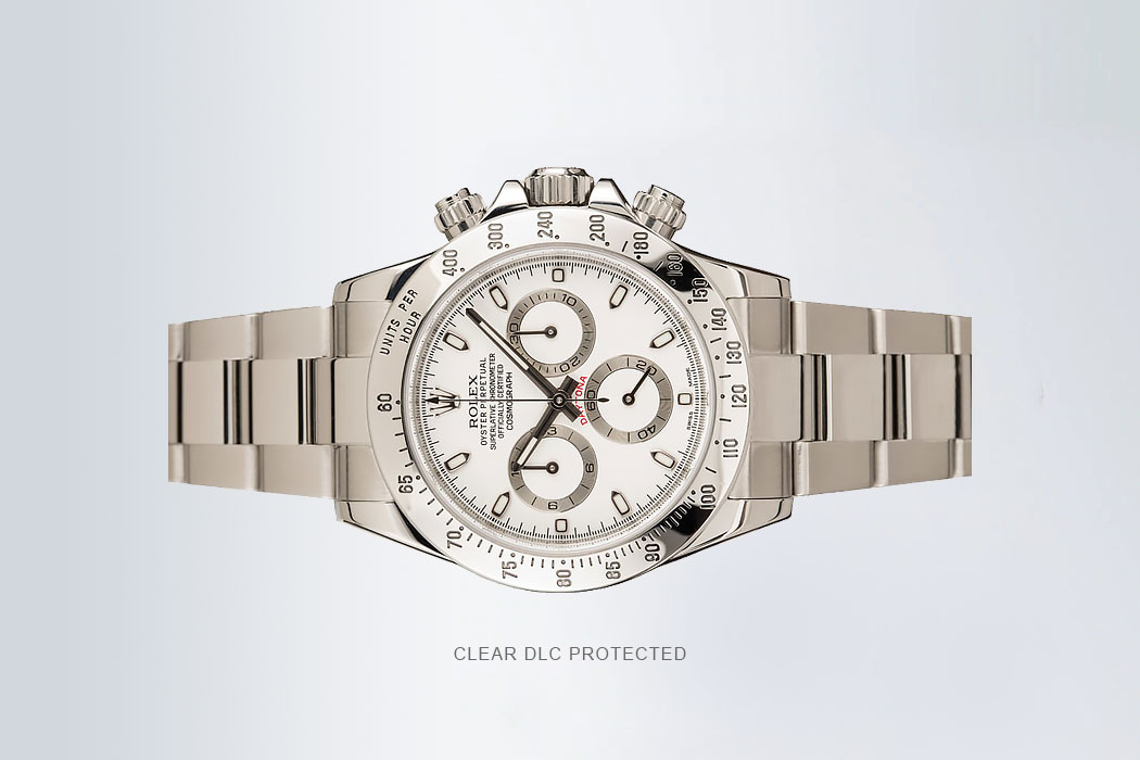 DLC (Diamond Like Protective Coating) | Swiss Replica Rolex Watches
