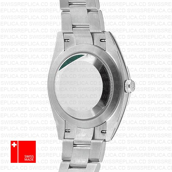 Rolex Datejust 41 Oyster Steel 18k White Gold Swiss Replica