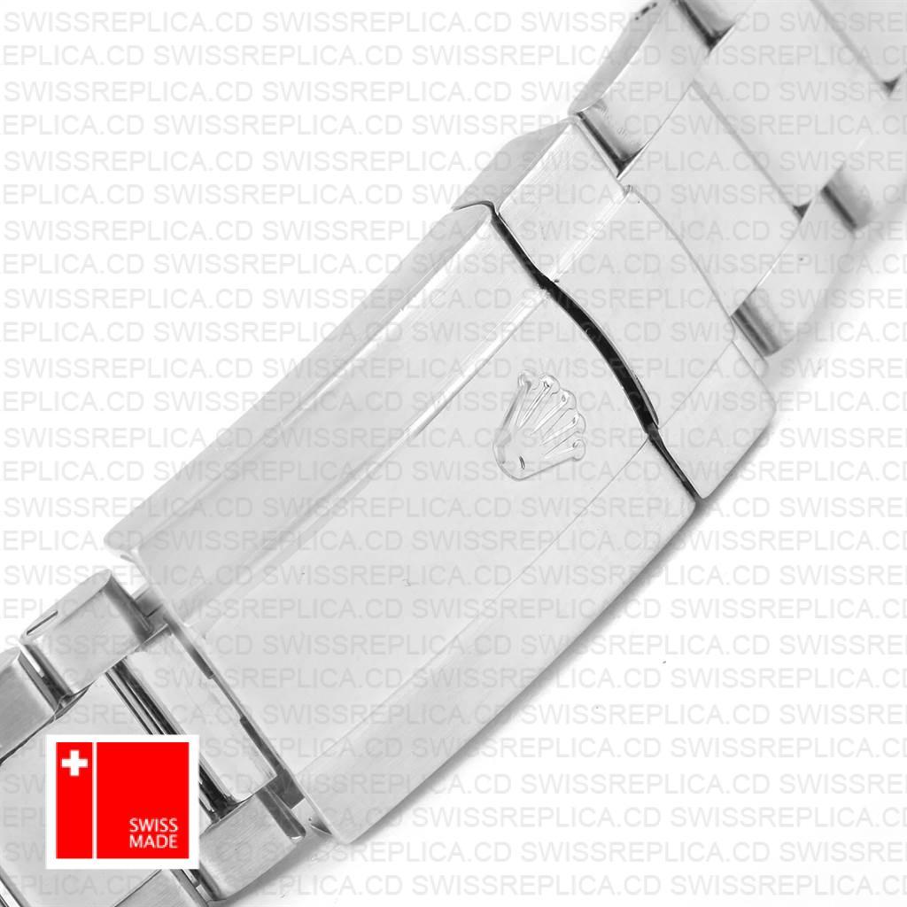 Rolex Datejust Ii Steel White Gold Blue Arabic Numerals Watch 116334 247967 B