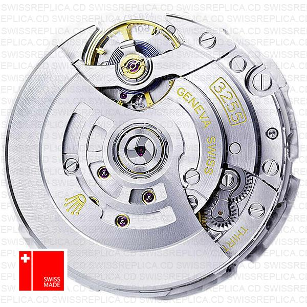 Rolex 3255 Swiss Cloned Movement