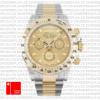 Rolex Daytona 2 Tone Gold 40mm 116523
