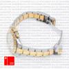 Rolex Daytona Two Tone 18k Gold & 904L Steel | White Gold Panda Dial