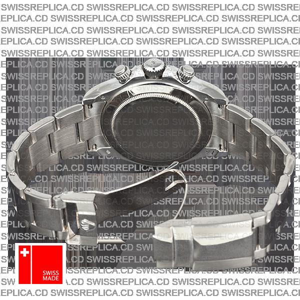 Rolex Daytona White Gold Rainbow 40mm 116599 Replica