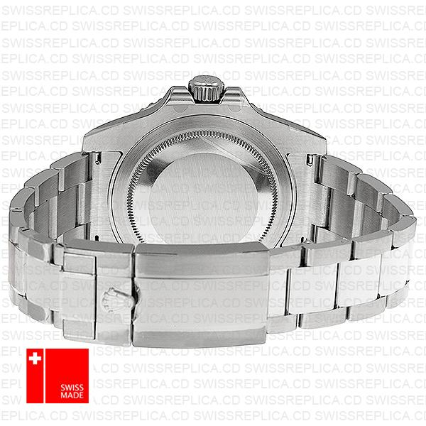 Rolex Gmt Master Ii Ss Black Ceramic 40mm 116710 Replica