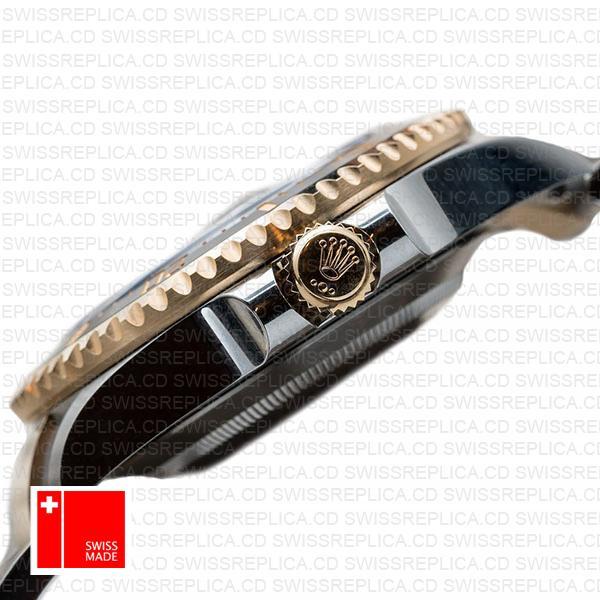 Rolex Sea Dweller 2 Tone 43mm 126603 Swiss Replica