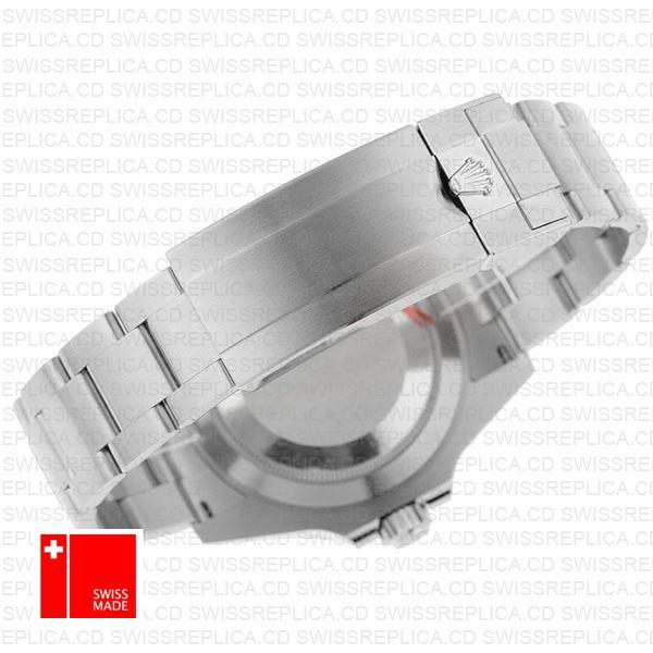 Rolex Submariner 41mm 904l Steel No Date Black Dial Ceramic Bezel 124060  Swiss Replica Watch